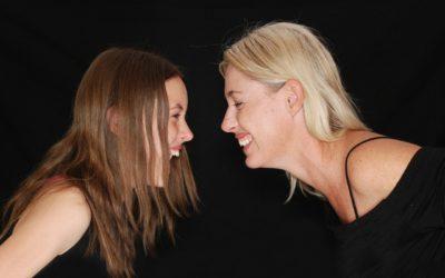 Spotkanie matki z córką